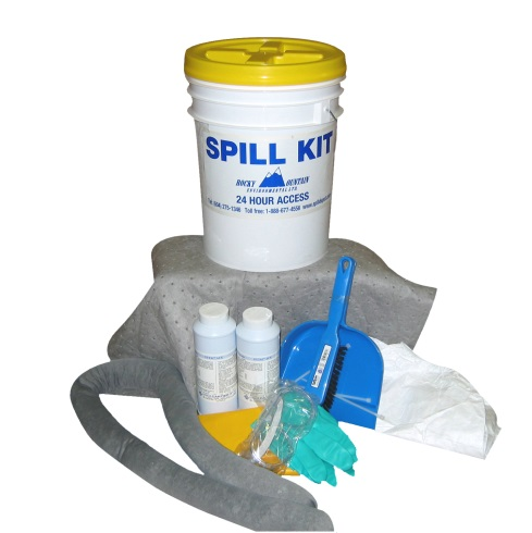 small spill kit