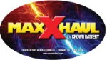 maxxhaul batteries by crown battery
